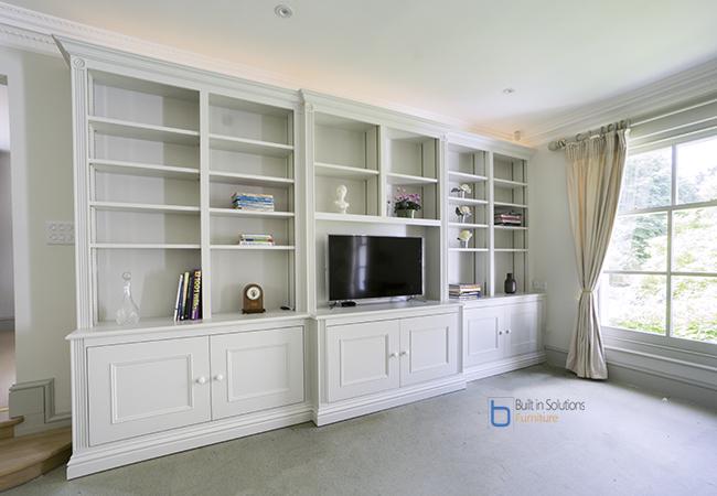Built In Living Room Cabinets | Home Design Plan