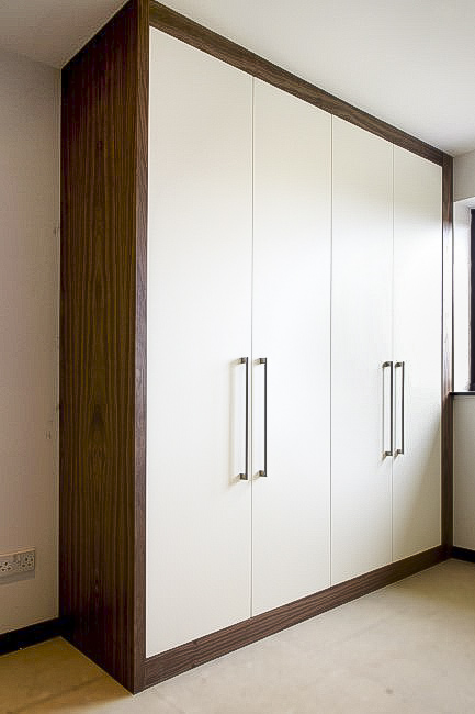 . Fitted Contemporary Wardrobes