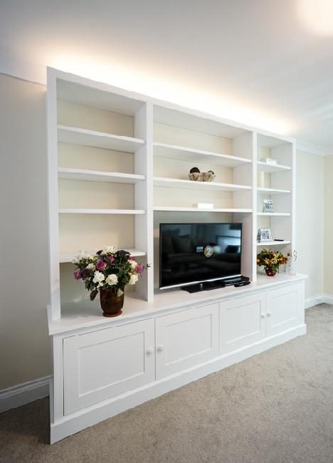 Built In Tv Media Units