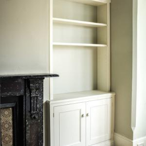 Traditional Victorian styled Alcove unit