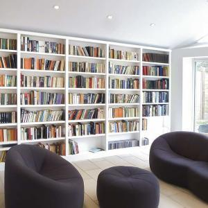 Built in Bookcases & Fitted bookcases