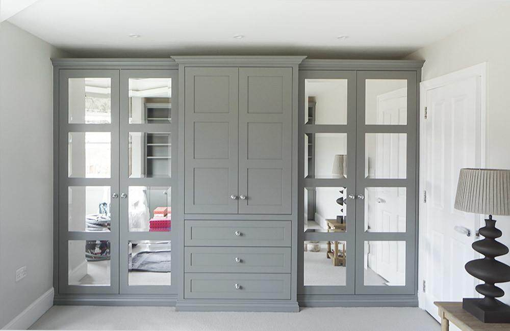 Built in wardrobes in Marlow