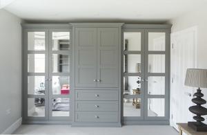 Built in wardrobes in Marlow