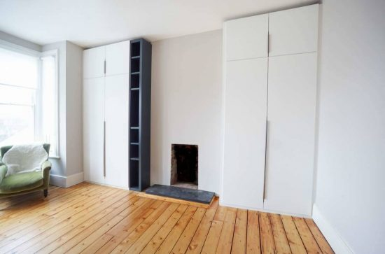 Contemporary-modern-Fitted Wardrobes