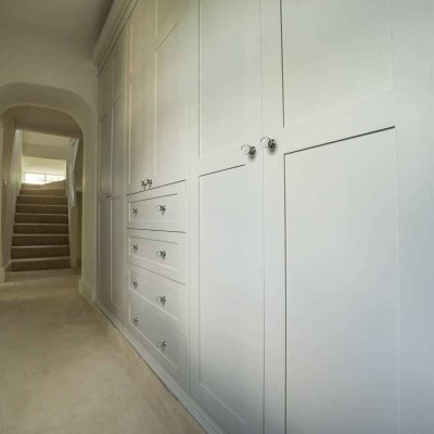 Fitted-Victorian-period-wardrobe-with-linen-cupboard
