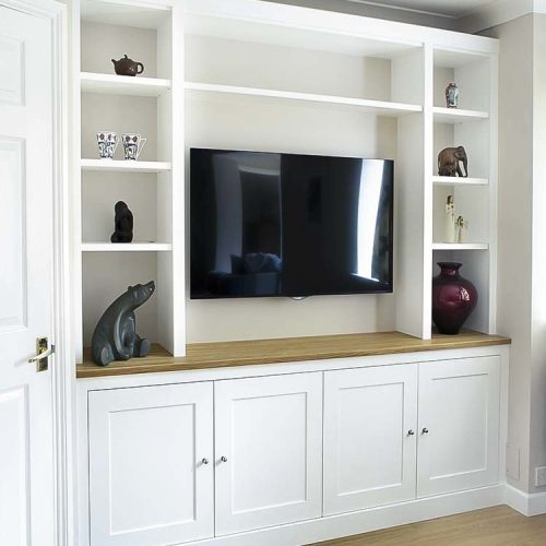 built in media cabinets for flat screen tvs